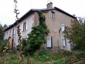 Authentique ferme Vosgienne de 1771 avec dépendances dans Vosges pa0803382-300x225