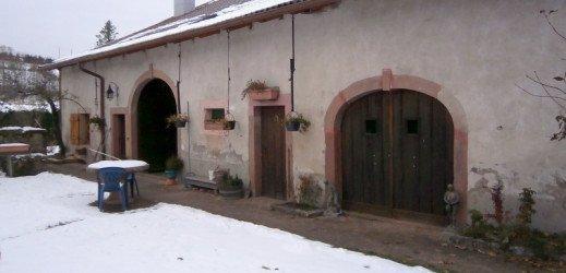 Ferme rénovée, 330 m2, à Corcieux